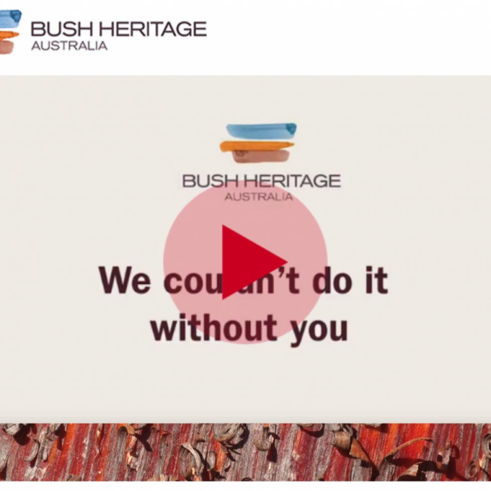 Bush Heritage Australia